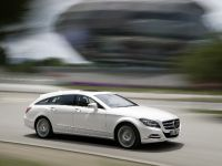 Mercedes-Benz CLS Shooting Brake, 19 of 69