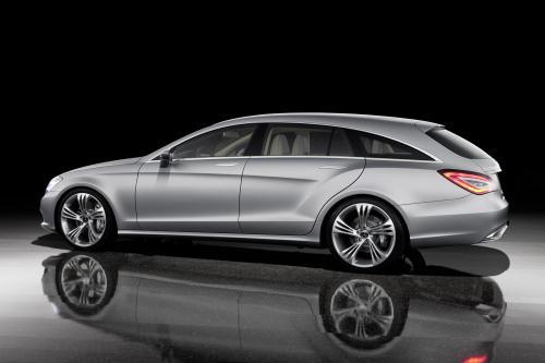 Mercedes-Benz CLC Shooting Brake идет в производство