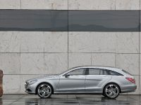 Mercedes-Benz CLS Shooting Break Concept, 40 of 41