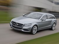 Mercedes-Benz CLS Shooting Break Concept, 31 of 41