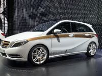 Mercedes-Benz Concept B-Class E-CELL PLUS Frankfurt 2011
