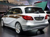 Mercedes-Benz Concept B-Class E-CELL PLUS Frankfurt 2011