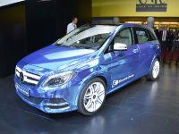 Mercedes-Benz concept B-Class Electric Drive Paris 2012, 1 of 2