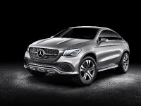 Mercedes-Benz Concept Coupe SUV , 9 of 31