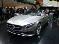 thumbnail image of Mercedes-Benz Concept S-Class Coupe Frankfurt 2013