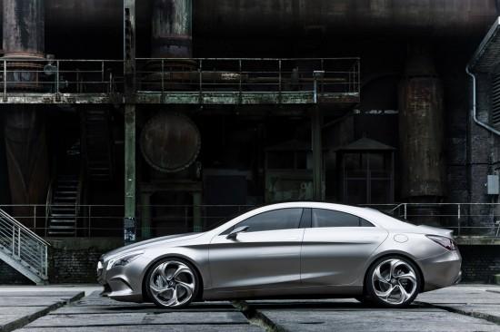 Mercedes-Benz Concept Style Coupe