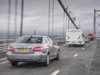 Mercedes-Benz E 300 BlueTEC Hybrid Challenge, 4 of 9