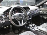 thumbnail image of Mercedes-Benz E 63 AMG saloon Detroit 2013