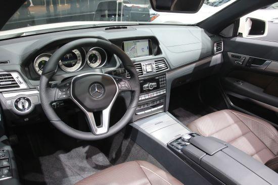 Mercedes-Benz E-Class Cabriolet Detroit