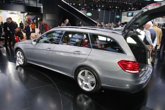 Mercedes-Benz E-Class Estate Detroit