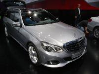 Mercedes-Benz E-Class Estate Detroit 2013