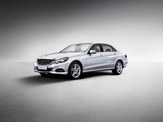 Mercedes-Benz E-Class Long-Wheelbase