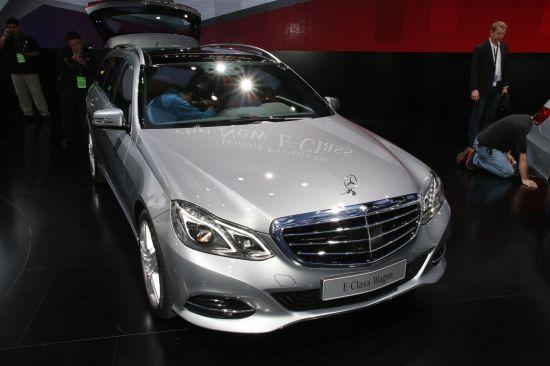 Mercedes-Benz E-Class Wagon Detroit