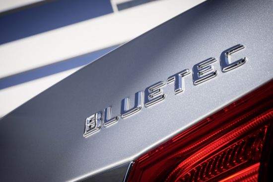 Mercedes-Benz E220 BlueTEC BlueEFFICIENCY Edition