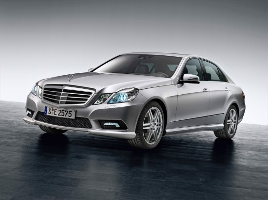 Mercedes-Benz E500 AVANTGARDE AMG sports package