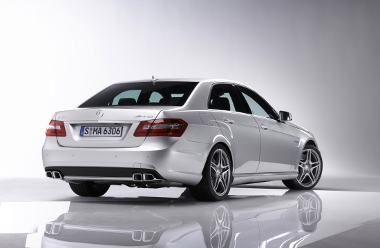 Mercedes-Benz E63 AMG Saloon