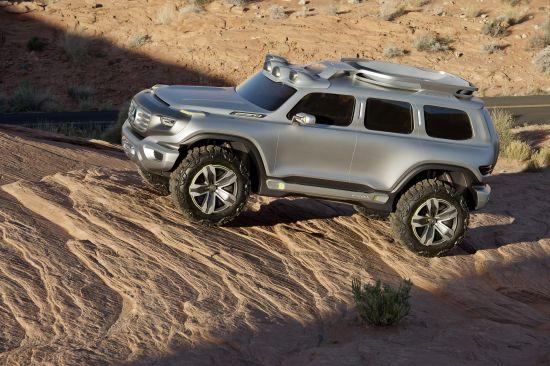 Mercedes-Benz Ener-G-Force Concept