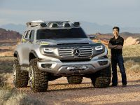 Mercedes-Benz Ener-G-Force Concept , 3 of 18
