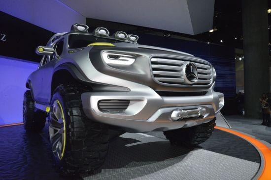 Mercedes-Benz Ener-G-Force Los Angeles