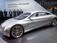 Mercedes-Benz F 125! research vehicle Frankfurt 2011