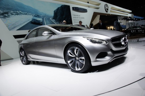 Mercedes-Benz F 800 Style Research Vehicle Geneva
