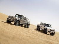 Mercedes-Benz G 63 AMG 6x6 Near-Series Show Vehicle, 5 of 17