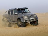Mercedes-Benz G 63 AMG 6x6 Near-Series Show Vehicle, 9 of 17