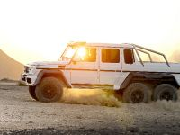Mercedes-Benz G 63 AMG 6x6 Near-Series Show Vehicle, 11 of 17