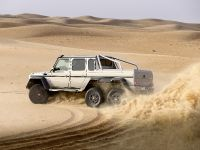Mercedes-Benz G 63 AMG 6x6 Near-Series Show Vehicle, 14 of 17