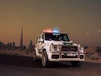 Mercedes-Benz G-Class B63S 700 Widestar Dubai Police, 3 of 31
