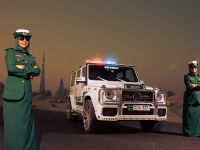 Mercedes-Benz G-Class B63S 700 Widestar Dubai Police, 4 of 31