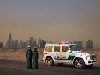 Mercedes-Benz G-Class B63S 700 Widestar Dubai Police, 5 of 31