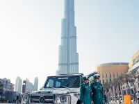 Mercedes-Benz G-Class B63S 700 Widestar Dubai Police, 7 of 31