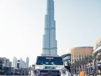 Mercedes-Benz G-Class B63S 700 Widestar Dubai Police, 9 of 31