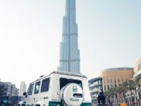 Mercedes-Benz G-Class B63S 700 Widestar Dubai Police, 10 of 31