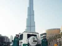 Mercedes-Benz G-Class B63S 700 Widestar Dubai Police, 11 of 31