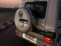Mercedes-Benz G-Class B63S 700 Widestar Dubai Police, 27 of 31