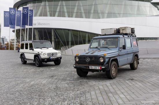 Mercedes-Benz G-Class Edition 35