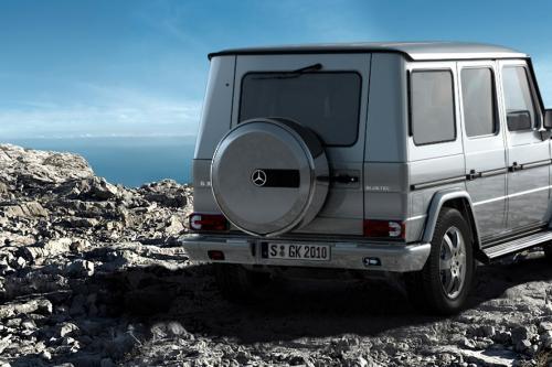 Mercedes-Benz G-Class поражает версии BlueTEC
