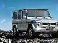 Mercedes-Benz G350 BlueTEC, 3 of 4