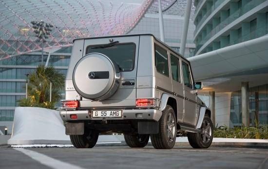 Mercedes-Benz G55 AMG Edition 79