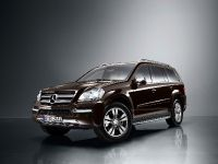 Mercedes-Benz GL 350 CDI, 3 of 4