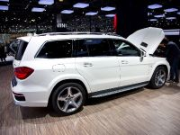 Mercedes-Benz GL 63 AMG Moscow 2012