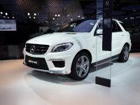 thumbnail image of Mercedes-Benz GL 63 AMG Shanghai 2013