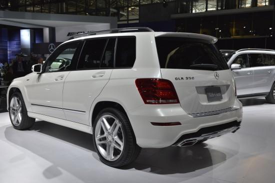 Mercedes-Benz GL-Class New York