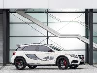 Mercedes-Benz GLA 45 AMG Concept, 2 of 7