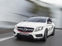 Mercedes-Benz GLA 45 AMG Concept, 5 of 7
