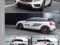 Mercedes-Benz GLA 45 AMG Concept, 7 of 7
