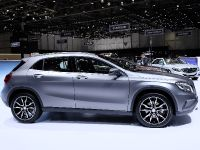 thumbnail image of Mercedes-Benz GLA-Class Geneva 2014