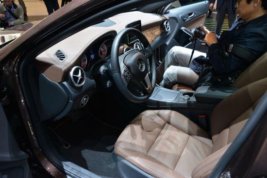 Mercedes-Benz GLA Frankfurt